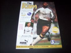 Derby County v Sheffield Wednesday, 1996/97 [feb]